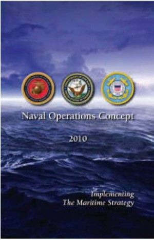 Image - Cover: Naval Operations Concept 2010