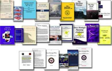 Cover image - various publication covers in a collage