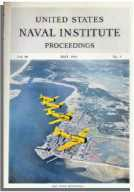 Book cover: United States Naval Institute Proceedings