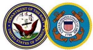 Image of USN & USMC seals