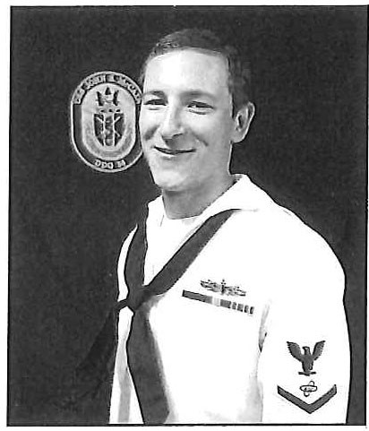 Electronics Technician Petty Officer Second Class (Surface Warfare) Kenneth A. Smith