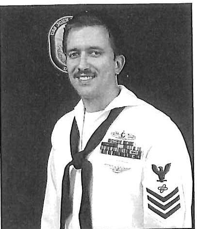 Chief Petty Officer Electronics Technician (Surface Warfare/Aviation Warfare) Charles N. Findley