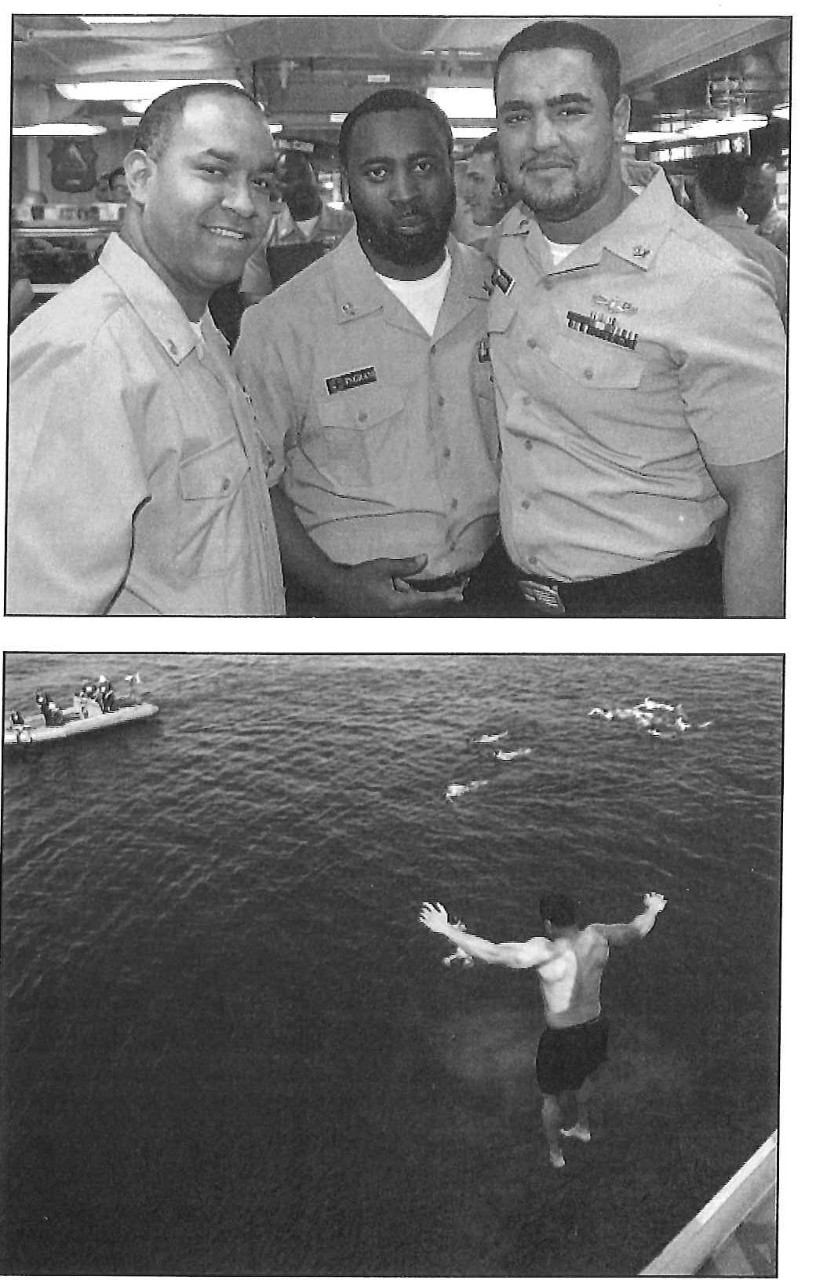Photos of Petty Officer Timothy T. Eckels, Jr.