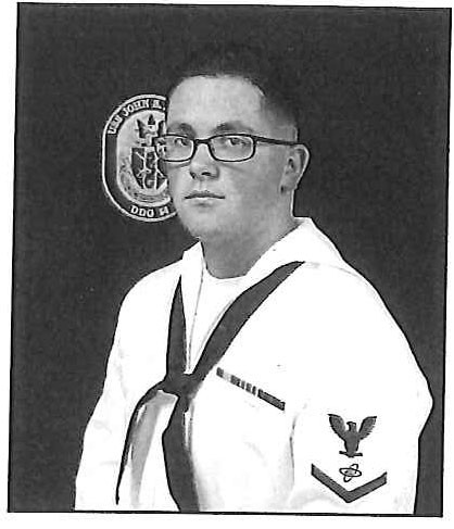 Electronics Technician Petty Officer Second Class (Surface Warfare) John H. Hoagland III
