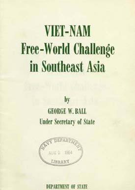 Image - Cover: VIET-NAM: Free-World Challenge in Southeast Asia.