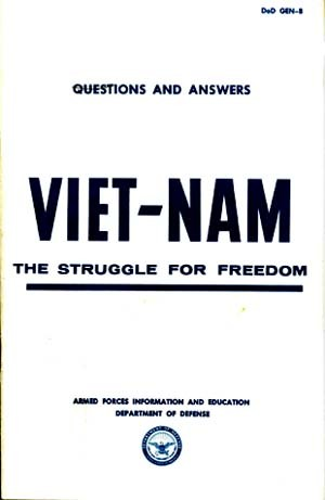 Image of cover - 'Viet-Nam: The Struggle for Freedom'