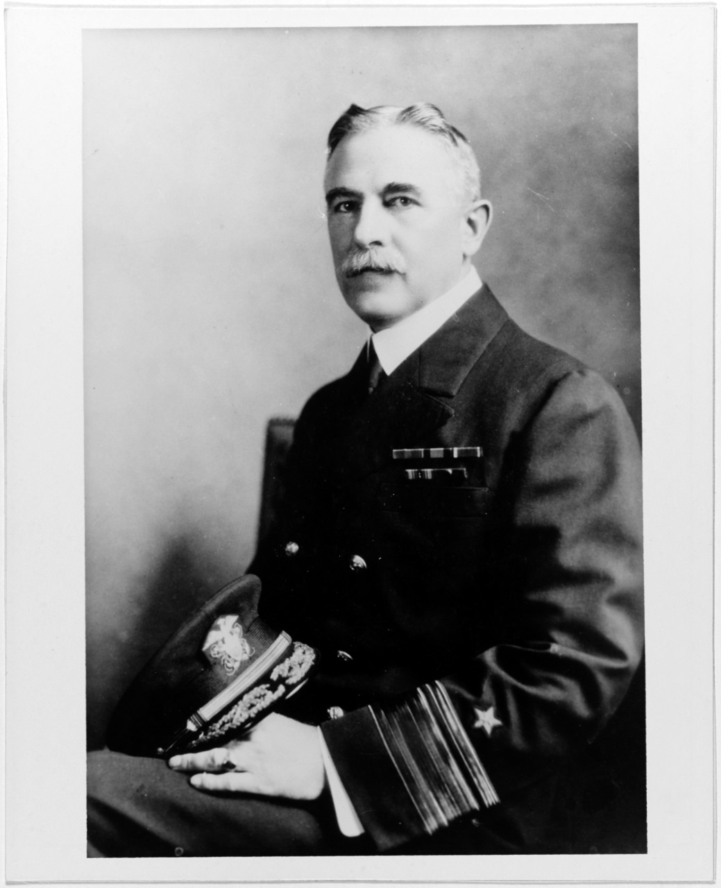 Rear Admiral Henry H. Hough, USN