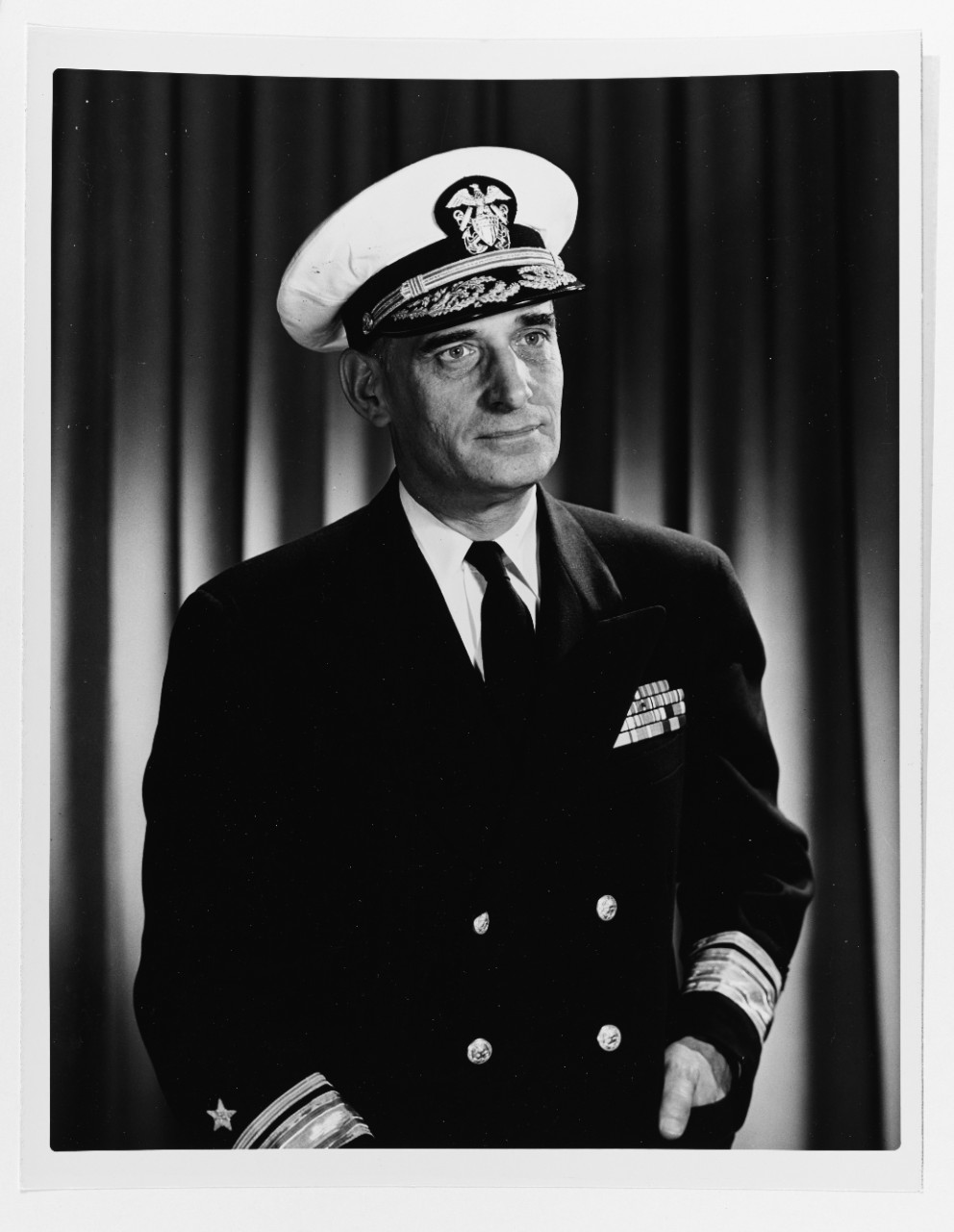 Rear Admiral William B. Ammon, USN