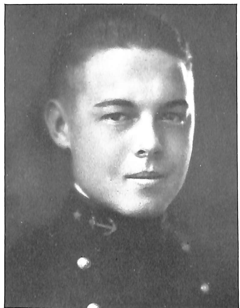Image of Captain Charles Harper Jr is on page 238 of the 1925 Lucky Bag.