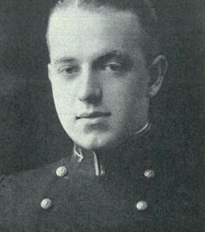 Image of Captain William D. Anderson is on page 150 of the 1923 Lucky Bag.