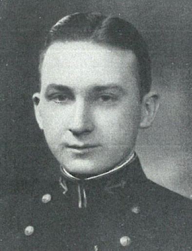 Image of Captain Charles H. Andrews is on page 142 of the 1930 Lucky Bag.