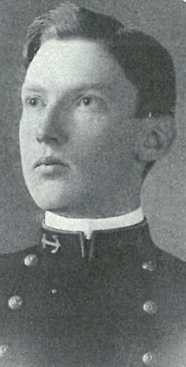 <p>Photo of Vice Admiral Donald B. Beary copied from page 64 of the 1910 edition of the U.S. Naval Academy yearbook 'Lucky Bag'.</p>