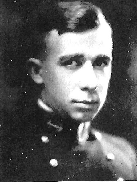 <p>Photo of Captain Adolph E. Becker&nbsp;copied from page 314 of the 1922 edition of the U.S. Naval Academy yearbook 'Lucky Bag'.</p>