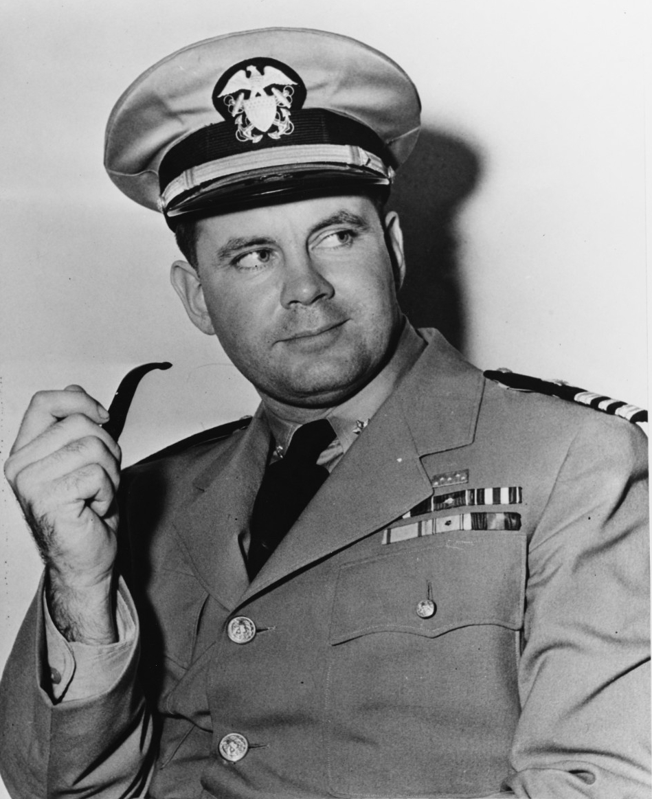 Photo #: 80-G-70595  Lieutenant Commander John D. Bulkeley, USN