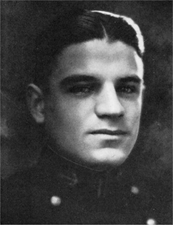 Image of Midshipman José M. 