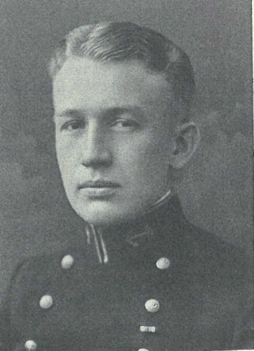 Image of Captain George W. Campbell is on page 465 of the 1926 Lucky Bag.