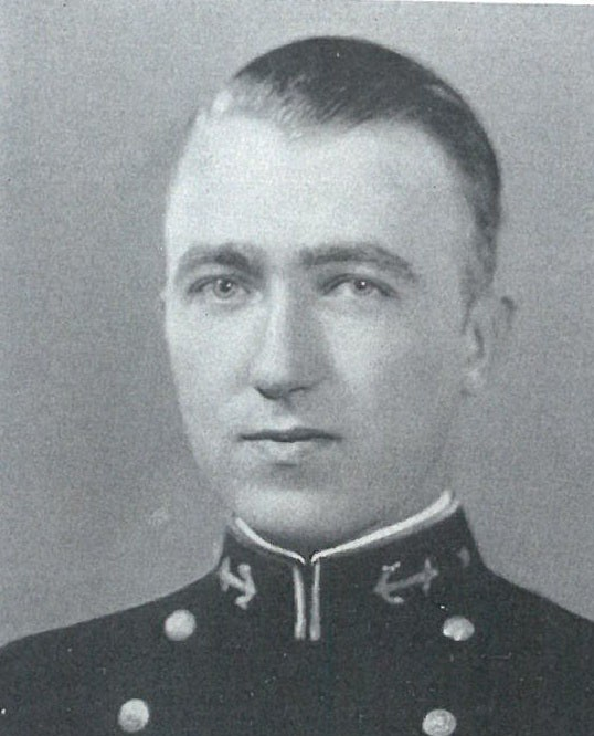 Image of RADM Josepph P. Canty is on page 251 of the 1929 Lucky Bag.