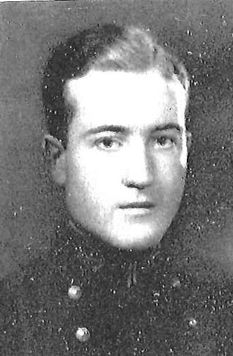 Photo of Captain George B. Chafee copied from page 95 of the 1930 edition of the U.S. Naval Academy yearbook 'Lucky Bag'.
