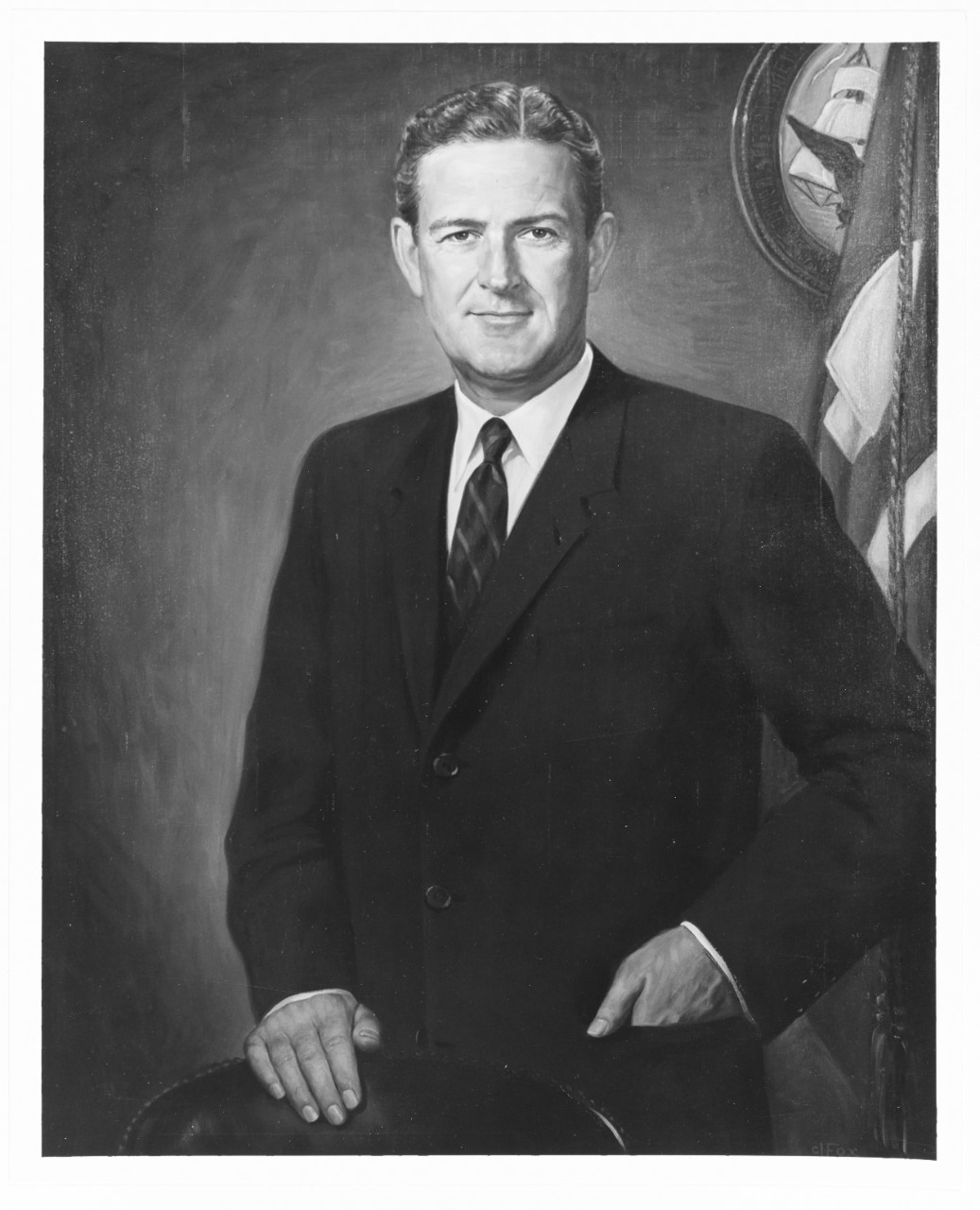 Portrait of John B. Connally, Jr.