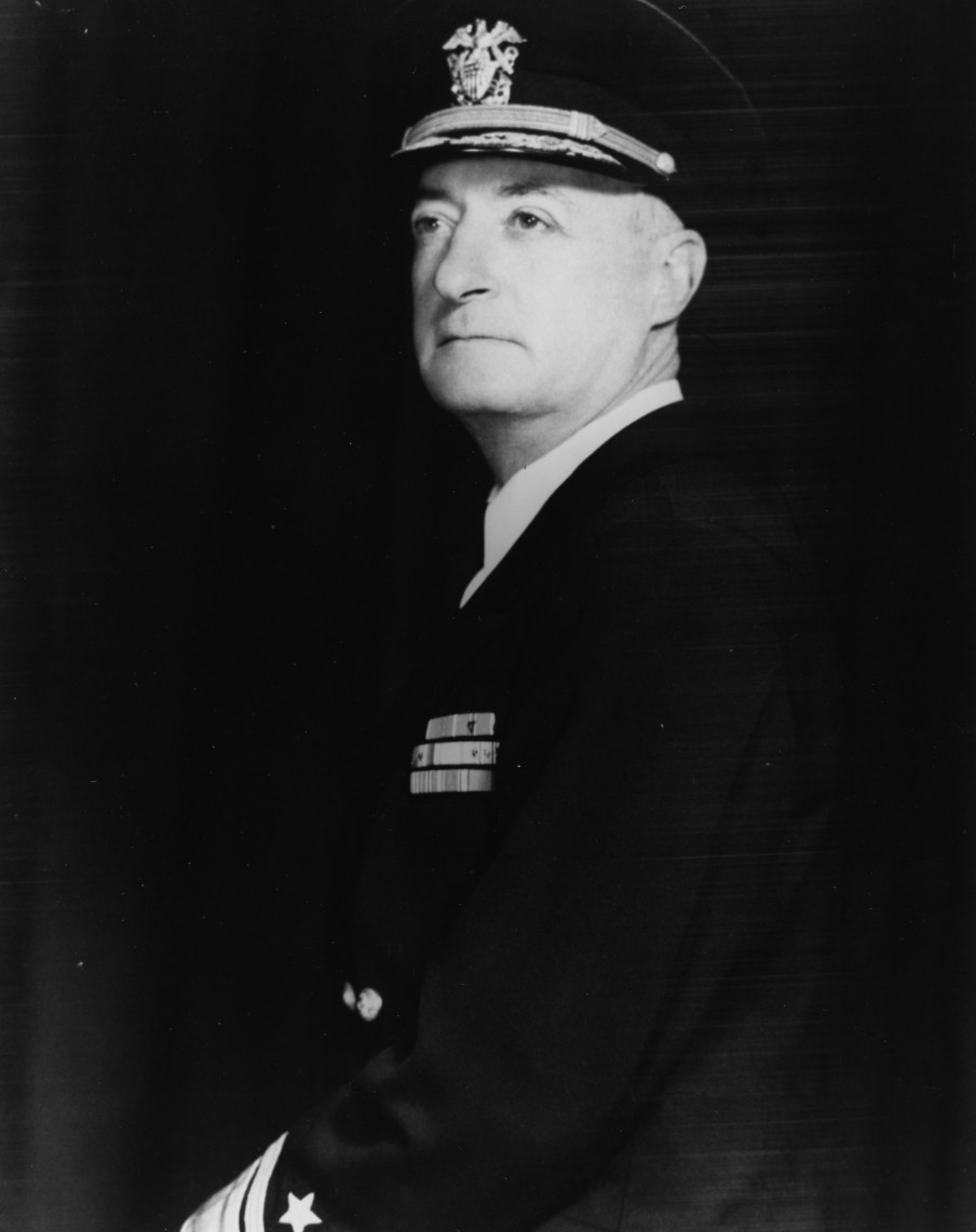 Rear Admiral James Henry Doyle, USN