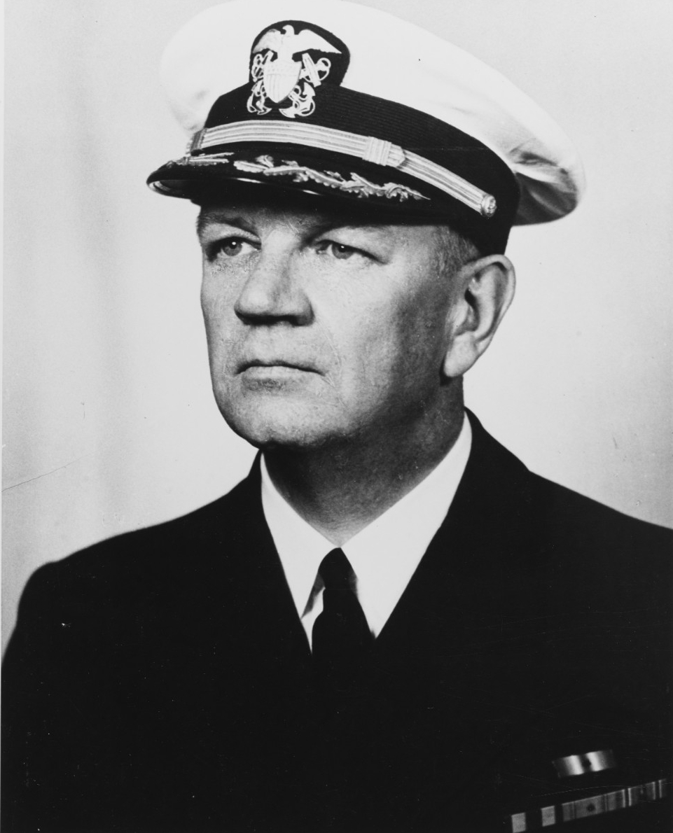 Photo #: 80-G-302299  Rear Admiral William M. Fechteler, USN