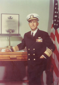 Admiral Thomas H. Moorer, USN, US NAvy Chief of Naval Operations, September 1967. NHHC, Photographic Section, #NH15045.