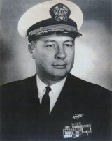 Vice Admiral Forrest S. Petersen.