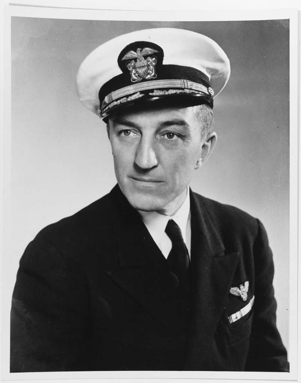 Admiral Thomas L. Sprague, US Navy. Photographic Section, Naval History and Heritage Command, #80-G-66889.