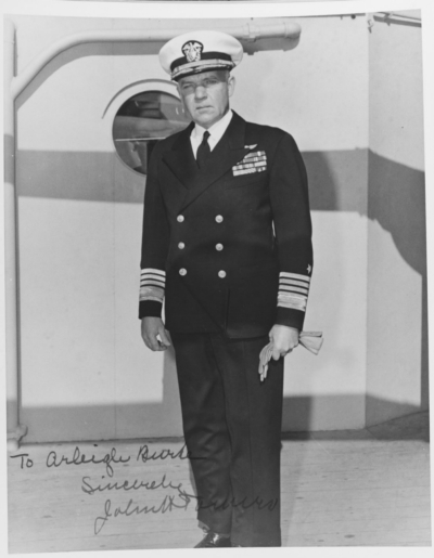 Admiral John H. Towers, USN