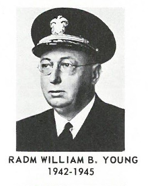 "RADM William B. Young, From ""Navy Supply Corps Newsletter February 1970,"" page 88."