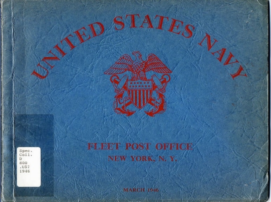 New York Fleet Post Office Book Cover