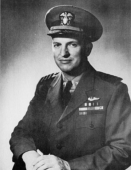 CAPTAIN JOE W. STRYKER, USN Communication Officer, Third Naval District