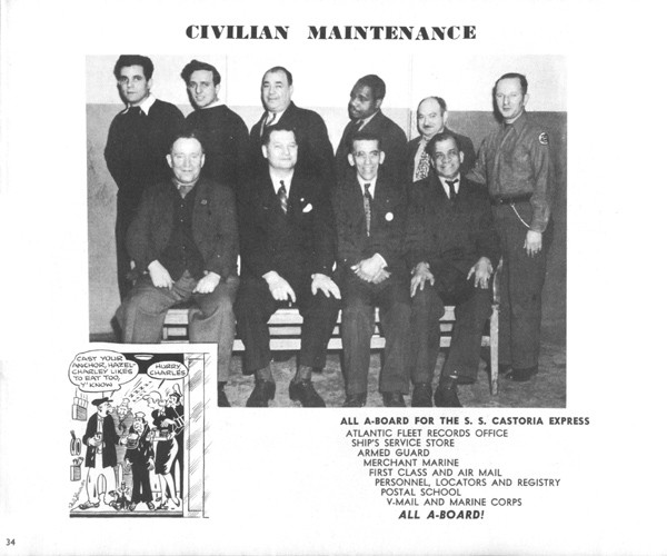 Civilian Maintenance photo