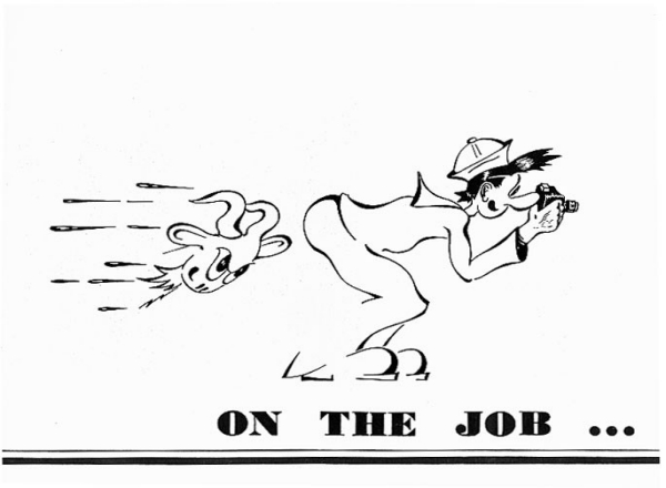 """on the job..."" cartoon"