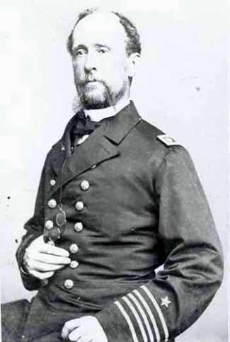 Commander Christopher Raymond Perry Rodgers, USN