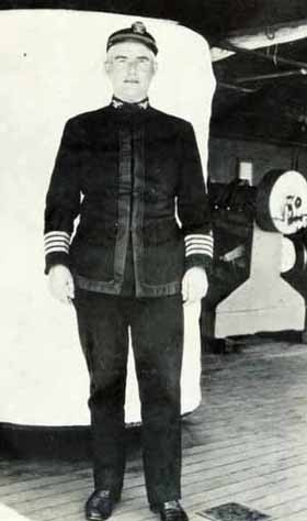 Captain William L. Rodgers, USN