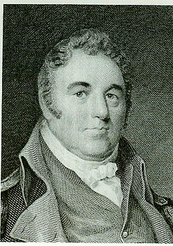 Image of Commodore Richard Dale, USN - Source: Cirker, Hayward ed. Dictionary of American Portraits. (New York: Dover, 1967) : 147. Engraving by Richard W. Dodson, based on James B. Longacre drawing of a Joseph Wood painting.]