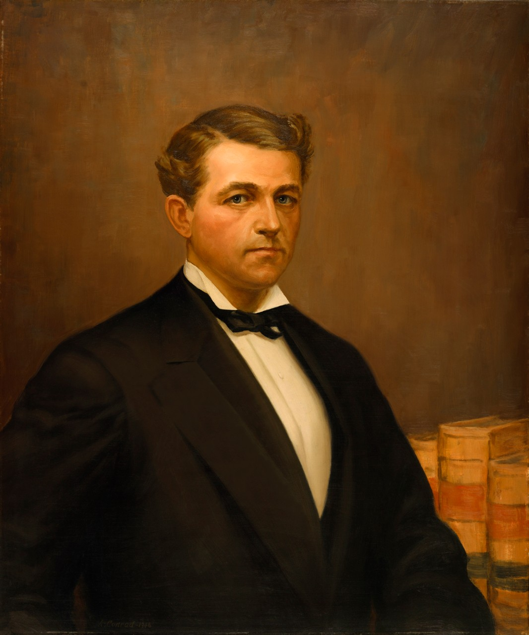 Portrait of Secretary of the Navy Nathan Goff