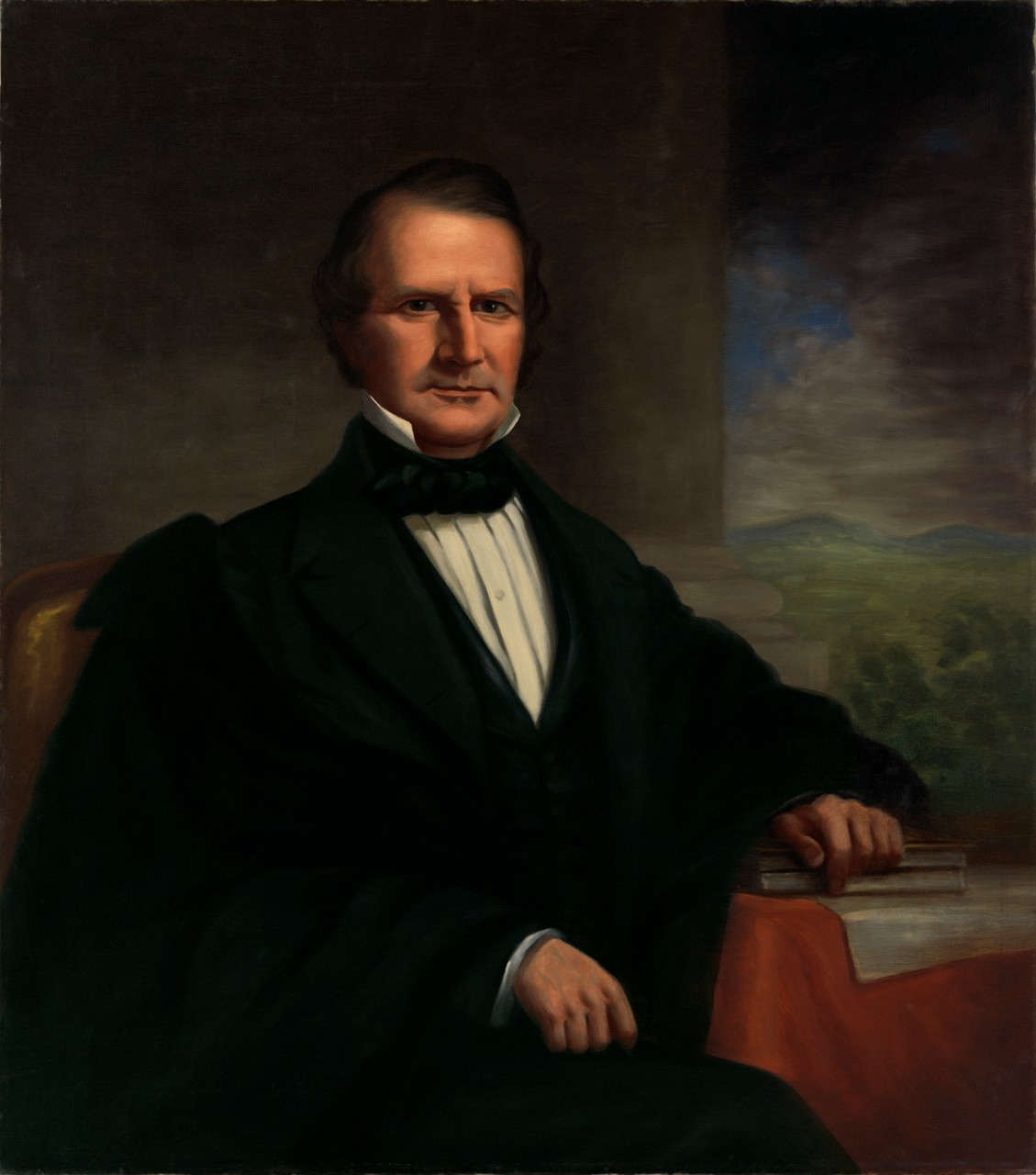 Portrait of Secretary of the Navy William Alexander Graham