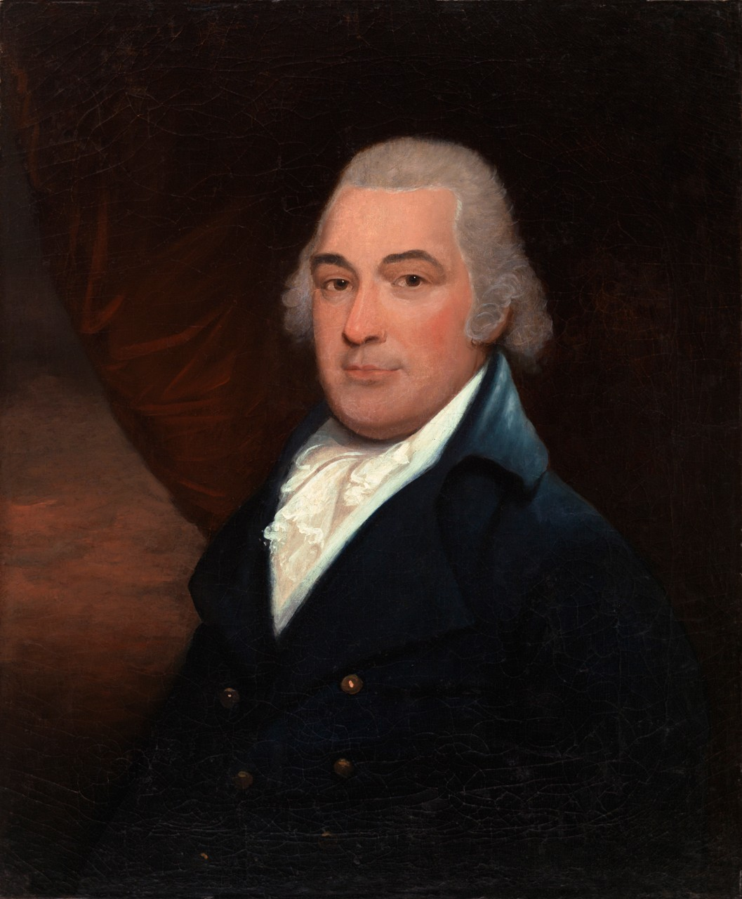 Portrait of Secretary of the Navy William Jones