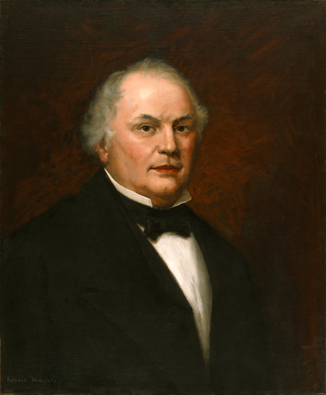 Portrait of Secretary of the Navy John Young Mason