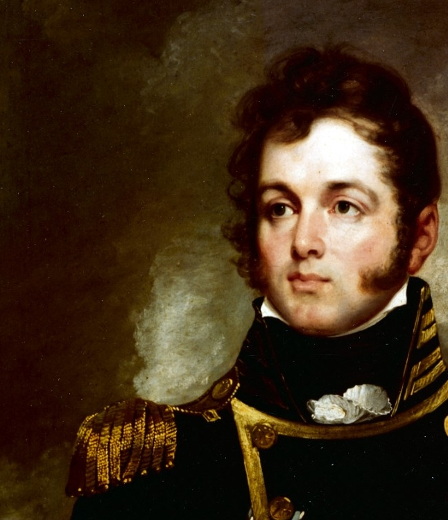 <p>KN 2783 Captain Oliver Hazard Perry, USN</p>