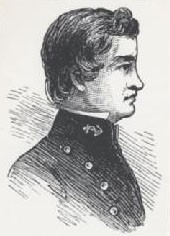 Portrait - Midshipman Philip Spencer, ?-1848, Dictonary of American Portraits, Dover Publications, Inc., NY, p. 580.