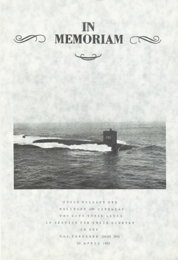 Image of cover to Memoriam broxhure
