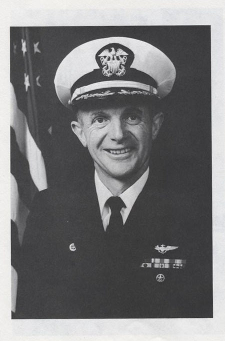 Image of Captain Brian H. Shoemaker, USN.