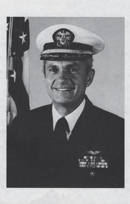 Image of Captain David A. Srite, USN.