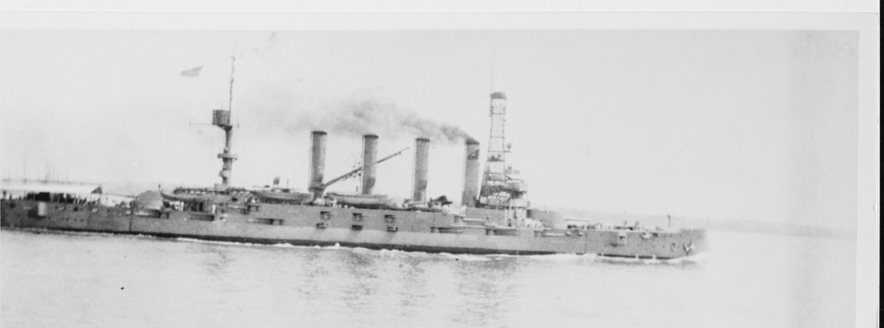 Photo #: NH 93104  USS Seattle