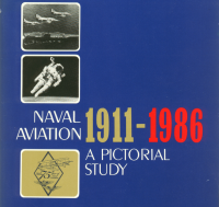 Cover of Naval Aviation 1911-1986