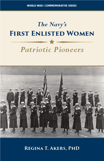 The Navy's First Enlisted Women: Patriotic Pioneers cover image