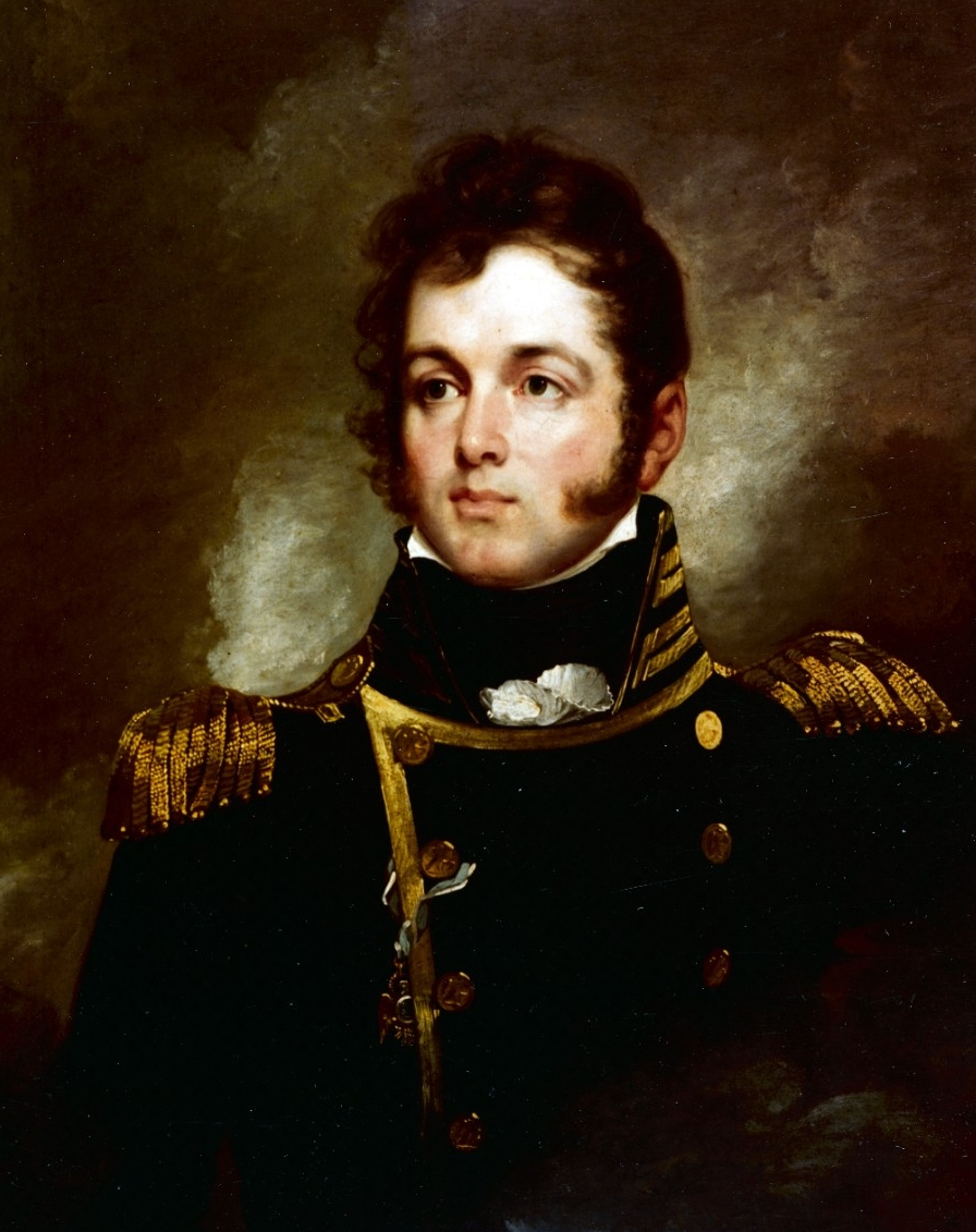 Photo #: KN-2783 Captain Oliver Hazard Perry, USN